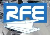 DANKE RFE, für die gesponserten 2x 6m Eisenstangen ---------------------------Schrotthandel RFE - Gase GmbH Wagrainer Str 22 4840 Vöcklabruck Telefon 0043767272109 Fax 0043767272109230 office@rfe.at