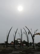 ...man beachte die Sonne :-) (schönes Wetter den ganzen Tag)