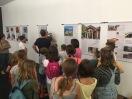 Besuch in der Ausstellung